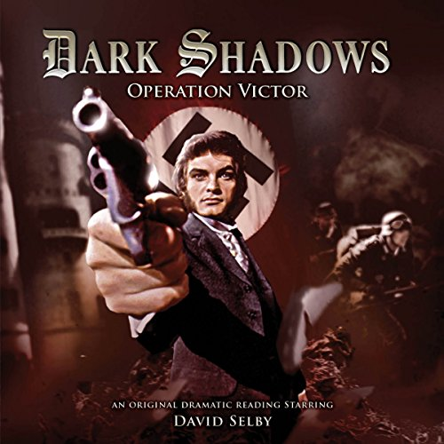 Couverture de Dark Shadows - Operation Victor