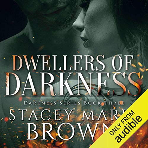Dwellers of Darkness audiobook cover art