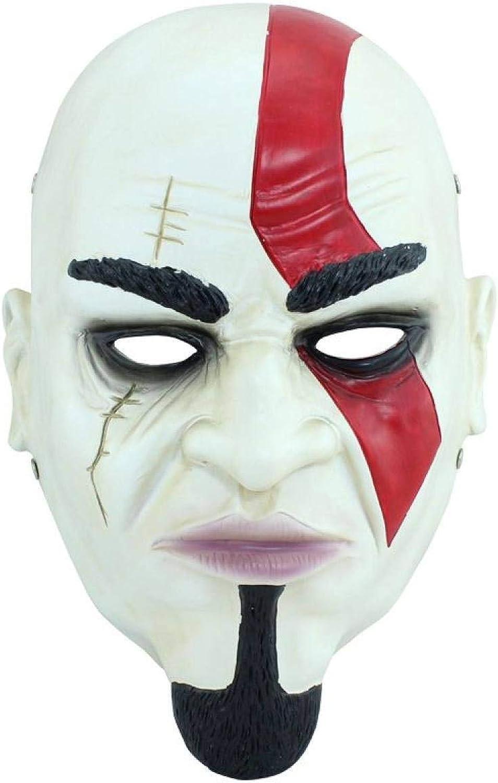 Xiao-masken Neuheit Lustige Clown Maske Hip-Hop Kopf Horror Narr Hut Halloween Karneval Requisiten Cosplay Kostüm Maske Gothic Steampunk Retro Rock Leder