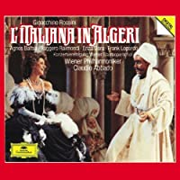 Rossini: L'Italiana in Algeri / Baltsa, Raimondi, Dara, Lopardo, Wiener Phil., Abbado (2001-11-02)