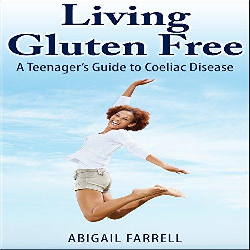 Living Gluten Free audiobook cover art