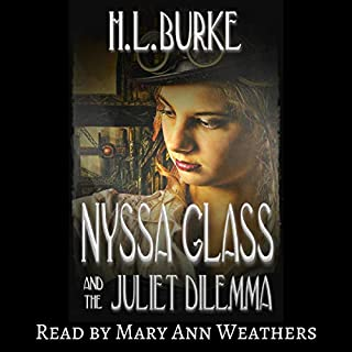 Nyssa Glass and the Juliet Dilemma cover art