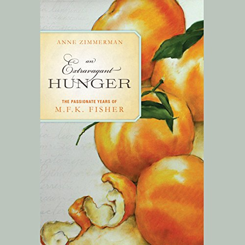 An Extravagant Hunger audiobook cover art