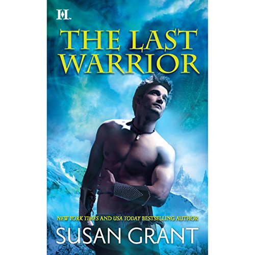 The Last Warrior audiobook cover art