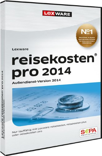 Lexware Reisekosten Pro AD 2014