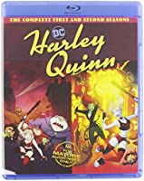 Harley Quinn: The Complete First & Second Seasons [Blu-ray]