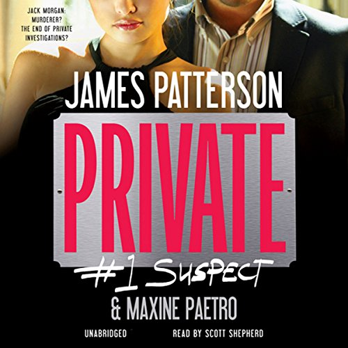 Private: #1 Suspect audiobook cover art