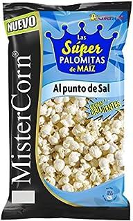 Grefusa - MisterCorn | Súper Palomitas de Maiz con Sal - 90 gr