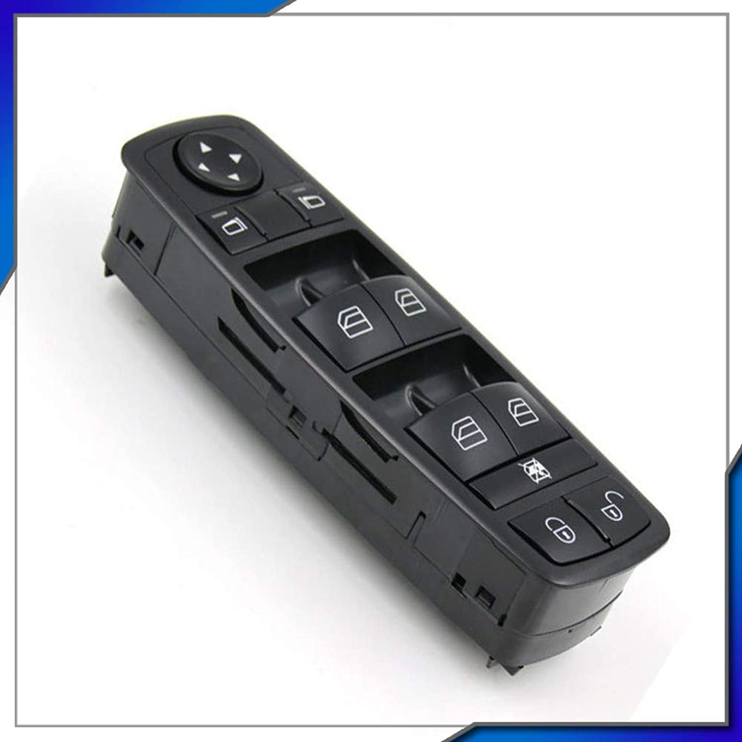 Cocas car Accessories Left Front Power Window Master Switch for Mercedes Benz BKlasse W169 W245 20042012 AMG OEM NO.1698206610