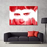 PLjVU Quadro su Tela Ragazza nel Film Ragno HD Poster e Stampe murali Soggiorno-Senza telaio40x50cm