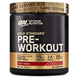 Optimum Nutrition Gold Standard Pre Workout en Polvo, Bebida