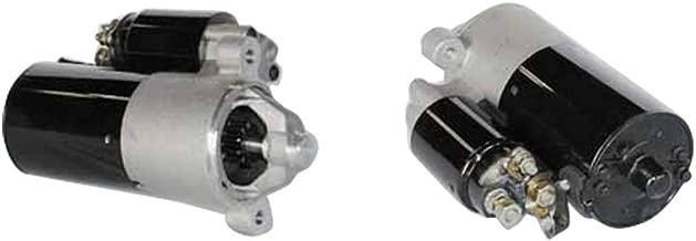 KarParts360: Fits 2001 2002 2003 2004 Mazda Tribute - Starter Motor Replaces YF09-18-400R-00- (Vehicle Trim: 2.0L L4 1989cc 121 CID)