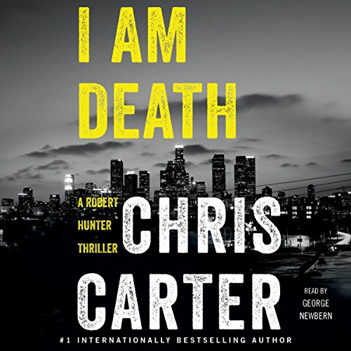 I Am Death audiobook cover art
