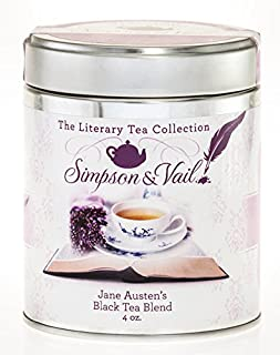Jane Austen's Black Tea Blend