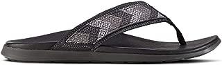 leather flip flop for men