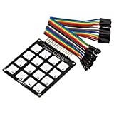 RobotDyn - Capacitive Touch Matrix Pad for use with Capacitive Module. 16 Pads.