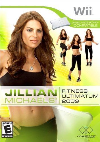 Jillian Michael's Fitness Ultamatum 2009 - Nintendo Wii by Majesco