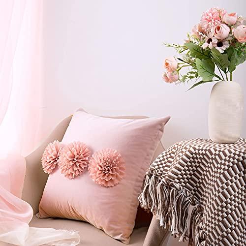 Flores Para Navidad Rosa Palo flores para navidad  Marca Tayis