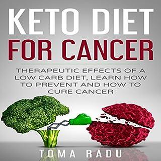 Keto Diet for Cancer audiobook cover art