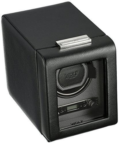 WOLF 456002 Viceroy Single Watch Winder with...