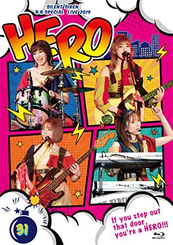 SILENT SIREN 年末スペシャルライブ2019『HERO』@ 横浜文化体育館 2019.12.30