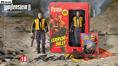 Wolfenstein II: The New Colossus - Collectors Edition - [AT-Pegi] - [PC]