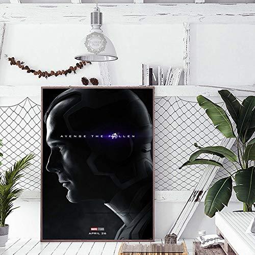 N / A Cartel de impresión Complejo Juego película Personaje Arte Pintura Mural salón decoración