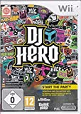 DJ Hero - Game Only (Wii)