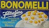 Bonomelli Filtrofiore Camomilla (manzanilla) 14 filtros (paquete de 2)
