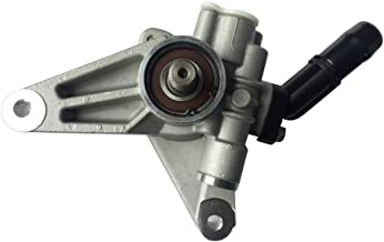 DRIVESTAR 21-5349 Power Steering Pump for 2003-2007 Honda Accord 3.0L, 2003-2006 Acura MDX, OE-Quality New Accord Power Steering Pump, MDX Power Steering Pump without Reservoir