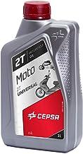 Cepsa Universal 1L Lubricante para Todo Tipo de Motos de 2T