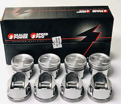 Sealed Power Cast Piston Set/8 +.030