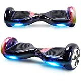 Windgoo Hoverboard, 6.5 Zoll Self Balance Scooter mit Starker Dual Motor - LED...