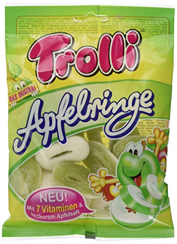 Trolli Apfelringe, 18er Pack (18 x 200 g)