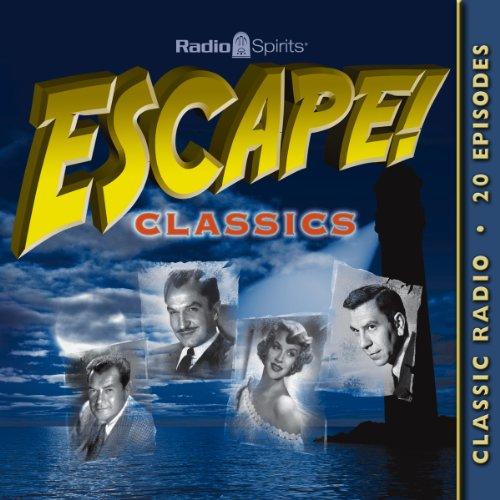 Escape! Classics audiobook cover art