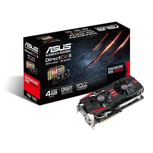 Asus R9290X-DC2-4GD5 - Tarjeta gráfica d...
