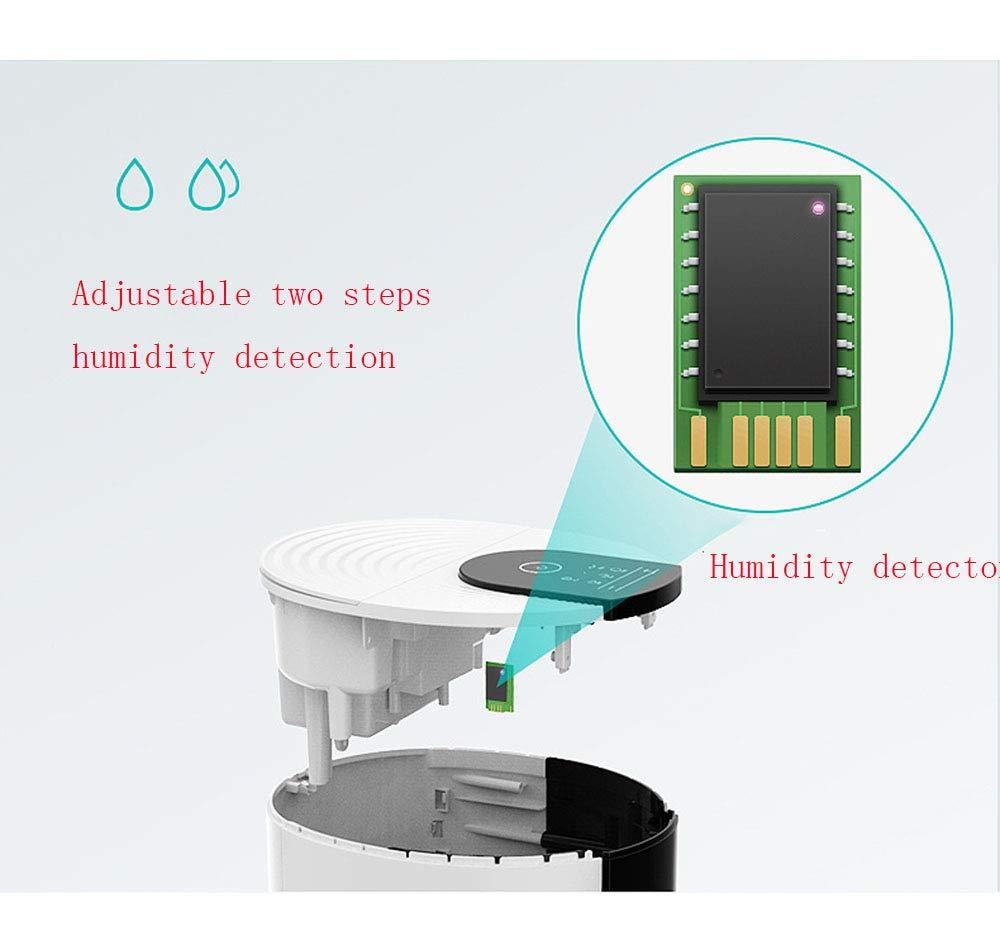 Purificador de aire acondicionado Humidificador Sin temperatura y ...