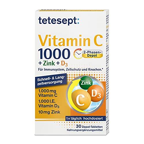 Merz Consumer Care GmbH -  tetesept Vitamin C