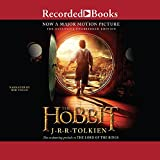 cover art for audiobook The Hobbit by J.R.R. Tolkien