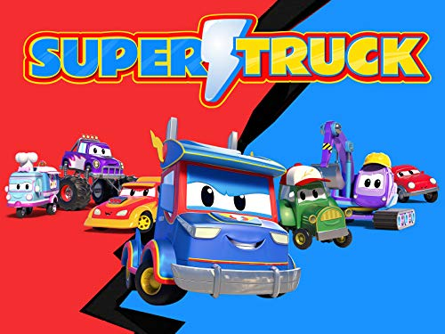Super Truck the Transformer - Super Camion