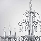 Immagine 2 fzc ym crystal lampadari plafoniera