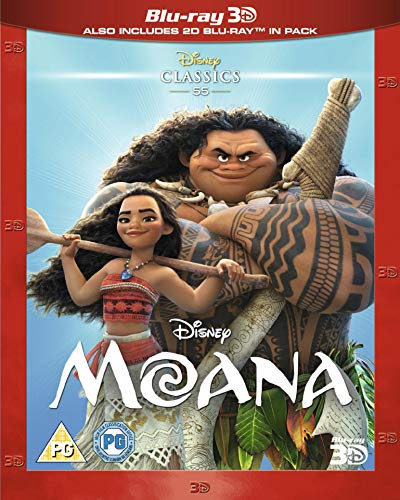Moana [Italia] [Blu-ray]
