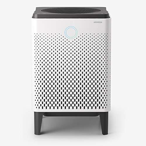 Coway Airmega 300S purificatore d'Aria con WiFi, Funziona con Dash Replenishment, Bianco,...