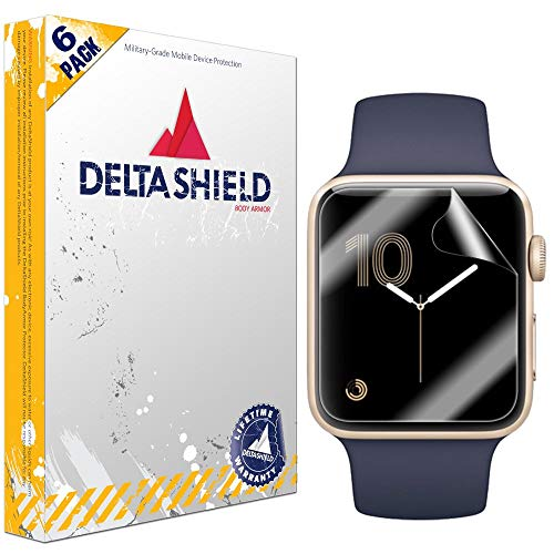 DeltaShield Screen Protector for Apple Watch