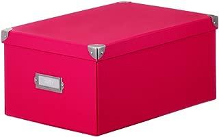ラドンナ 収納ボックス Toffy マジックボックスXL チェリーピンク TMX-001N-CPK