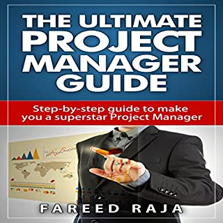 The Ultimate Project Manager Guide cover art