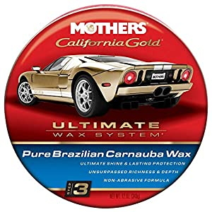 Mothers 05550 California Gold Pure B...