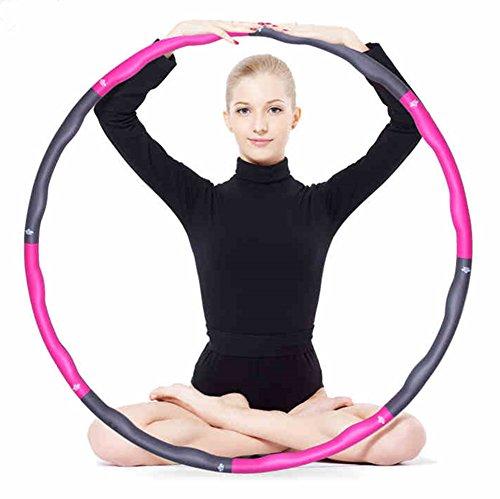 Espuma Fitness ejercicio Hula Hoop, perder peso, hacer fina cintura,...