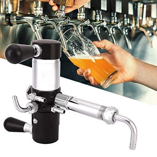 Bier-Zapfhahn, Homebrew Bierflasche Fill Entschäumung Bier-Zapfhahn for Bierbar iji