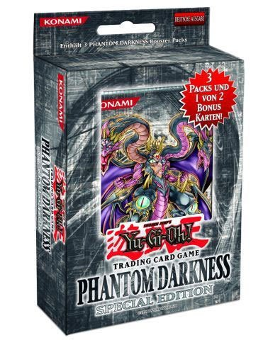 Yu-Gi-Oh! Phantom Darkness Special Edition (deutsch)
